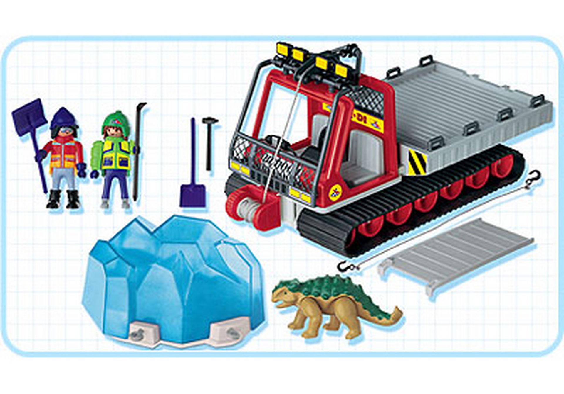 3191-A Transport de dinosaure zoom image2