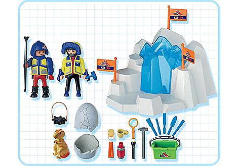 3193-A Dino-Ei im Eis detail image 2