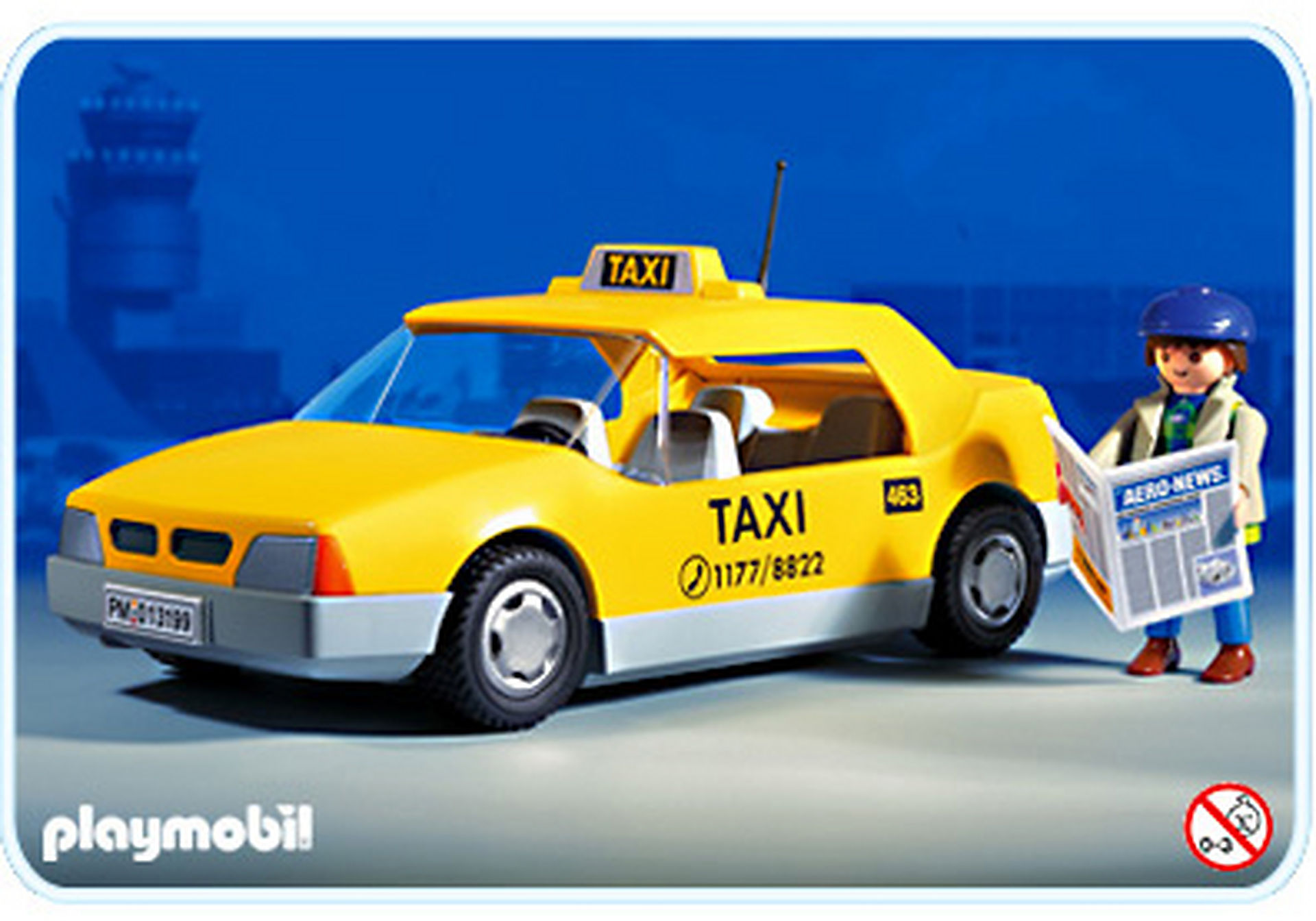 3199-A Conducteur/taxi zoom image1