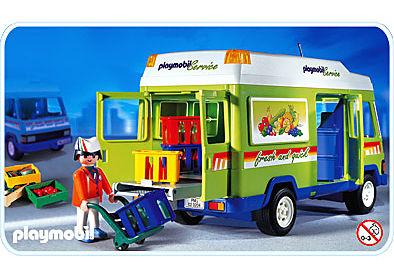 3204-C Livreur / camionnette detail image 1