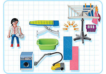 3206-C Hauswirtschaftsraum detail image 2