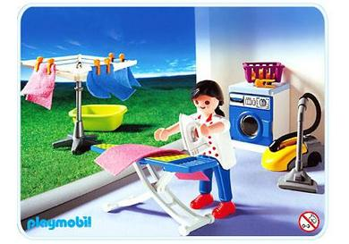Playmobil jouets boutique officielle france playmobil for Playmobil buanderie