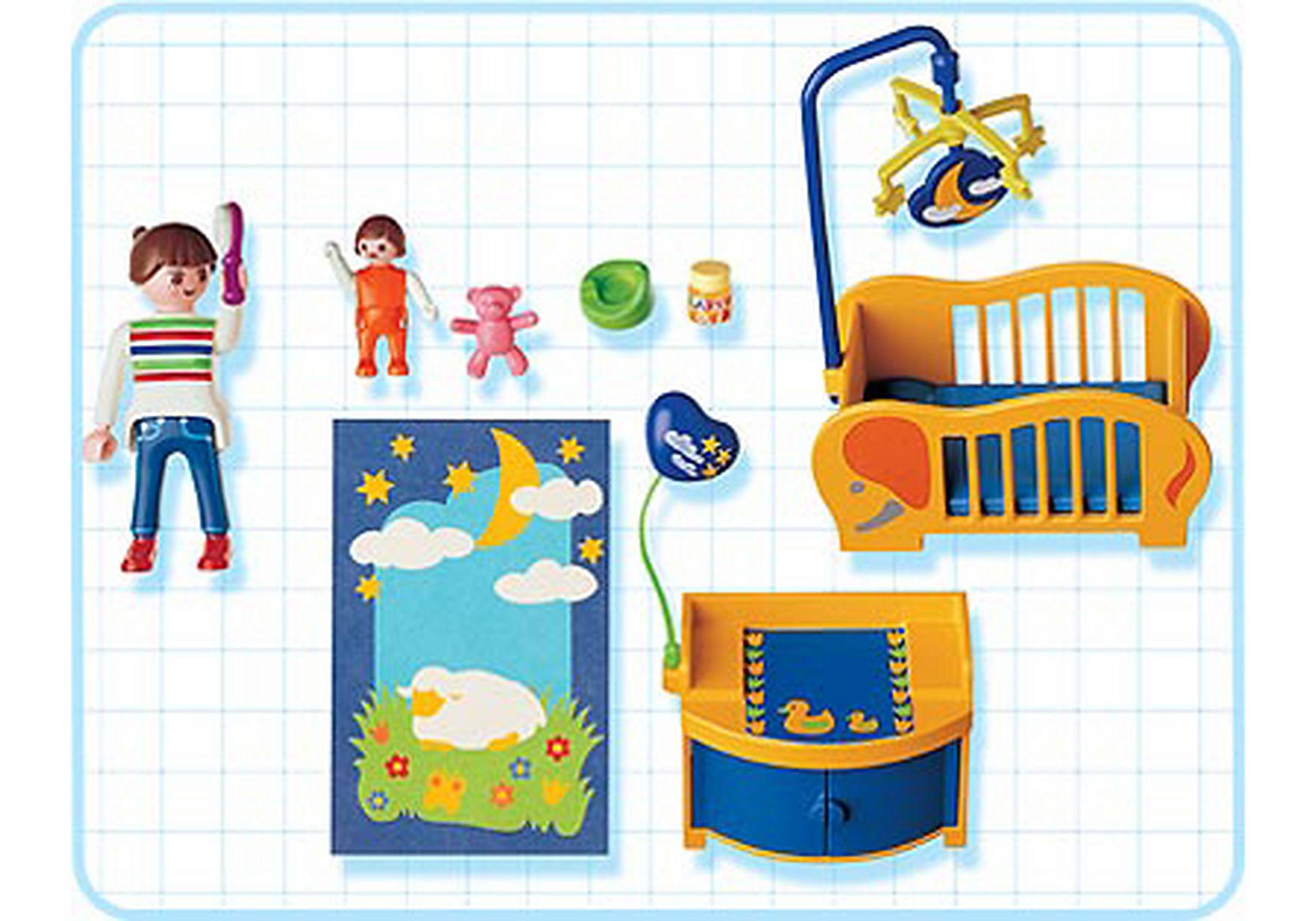 http://media.playmobil.com/i/playmobil/3207-B_product_box_back/Maman / chambre de bébé