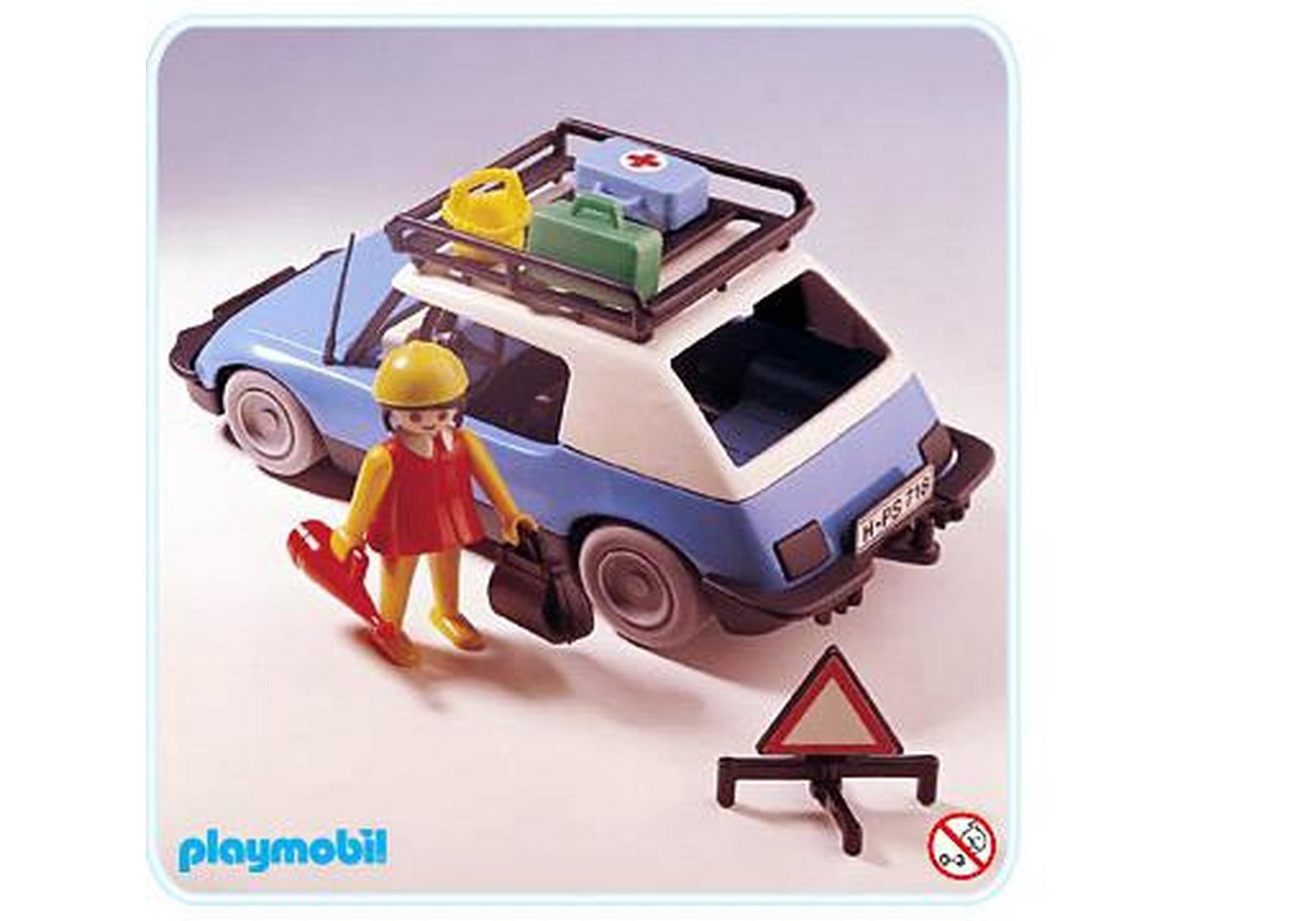 Pkw reise 3210 b playmobil deutschland for Jugendzimmer playmobil