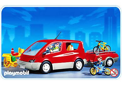 3213-A Familienvan/Anhänger