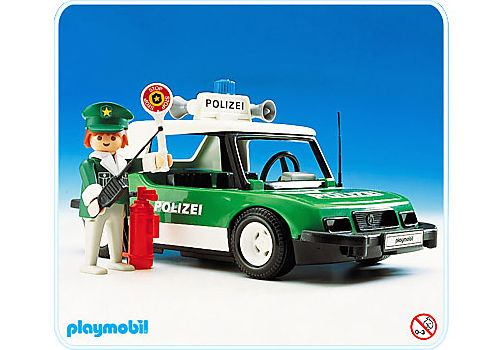 3215-B PKW-Polizei detail image 1