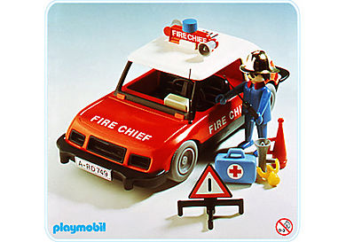 3216-A Voiture intervention pompiers