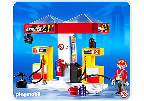 3218-B Tankstelle detail image 1