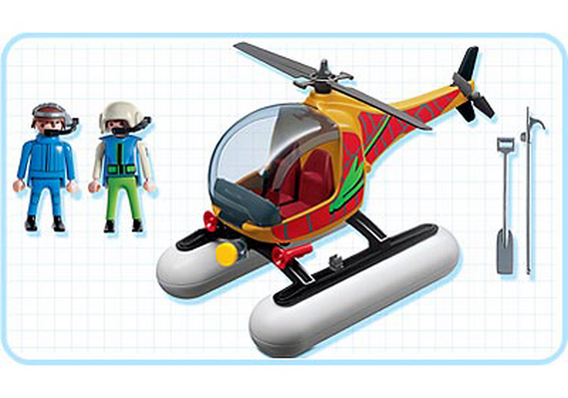 3220-A Luftkissenhelikopter zoom image2