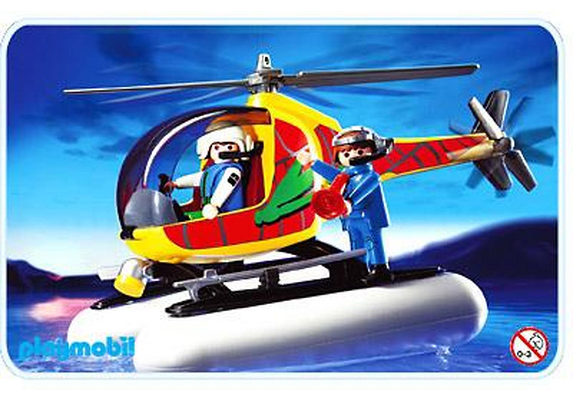 3220-A Adventuriers / hélicoptère de surveillance zoom image1