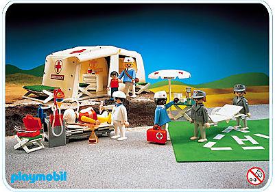 3224-A Ambulance-Zelt detail image 1