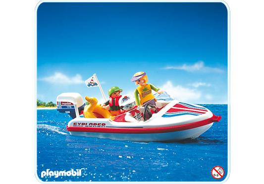 Motorboot 3225 A Playmobil Deutschland