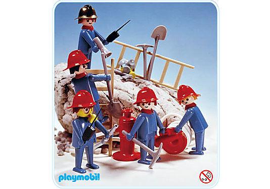 3234-A Feuerwehr - Set detail image 1