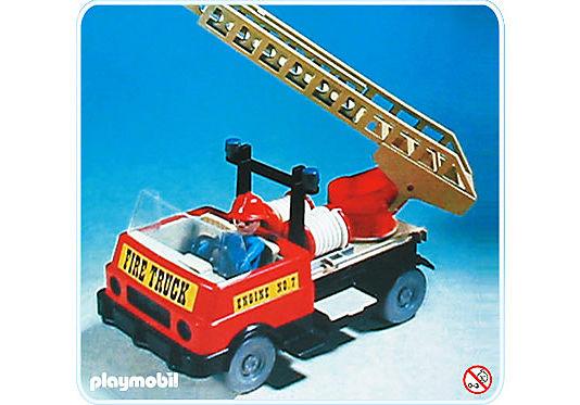 3236-A Feuerwehr - Auto detail image 1