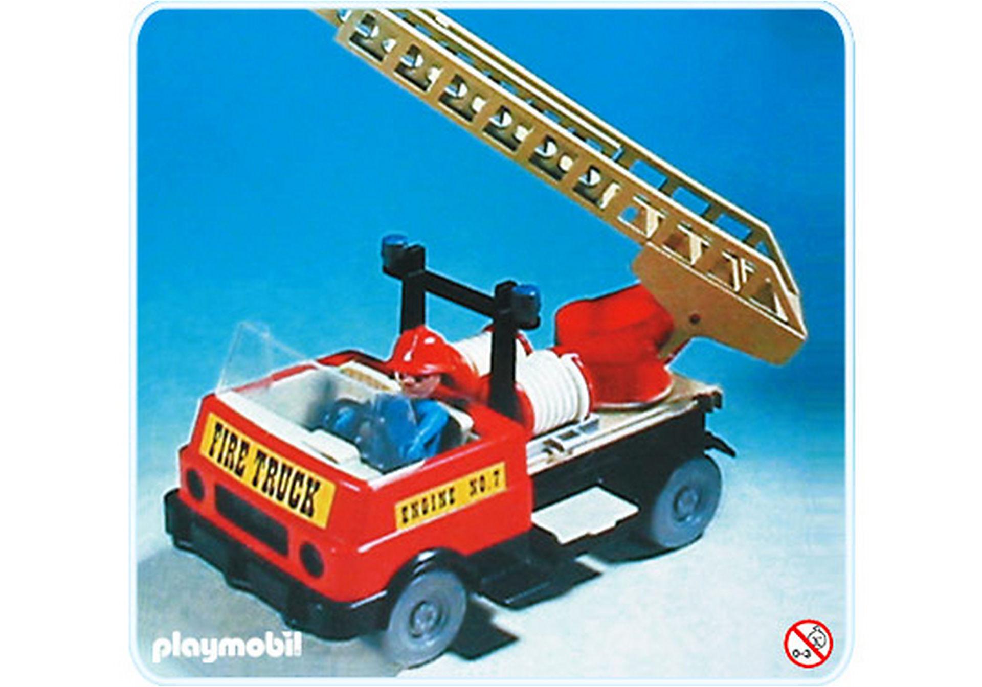 3236-A Voiture de pompiers zoom image1
