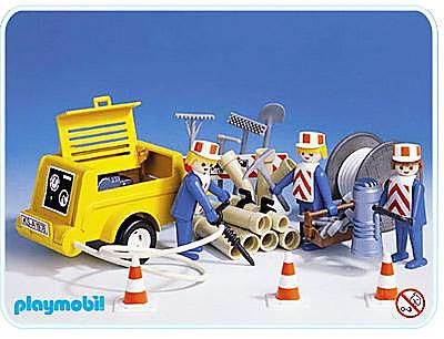 3239-A Rouleau compresseur detail image 1