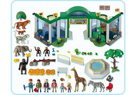 Online Site Plan Zoo 3240 A Playmobil 174 France