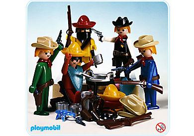3241-A Cowboy - /Mexikaner - Set