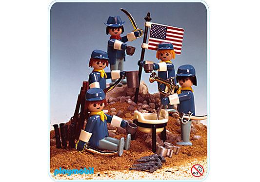 3242-B Cavalerie américaine detail image 1