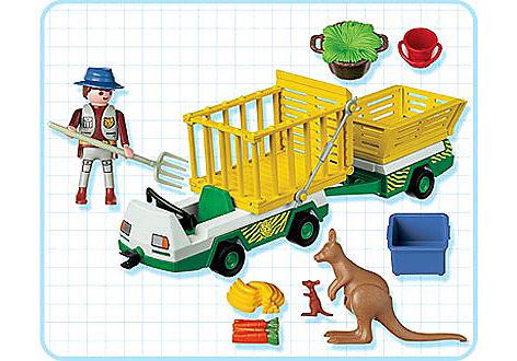 3242-C Tierpfleger/Transportfahrzeug detail image 2