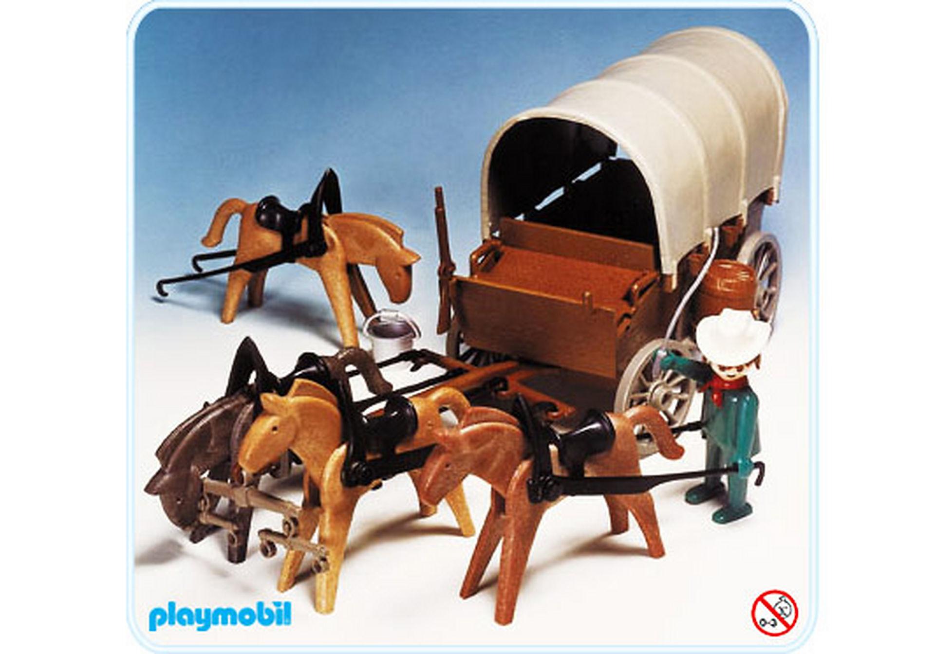 3243-A Planwagen (Vierspänner) zoom image1