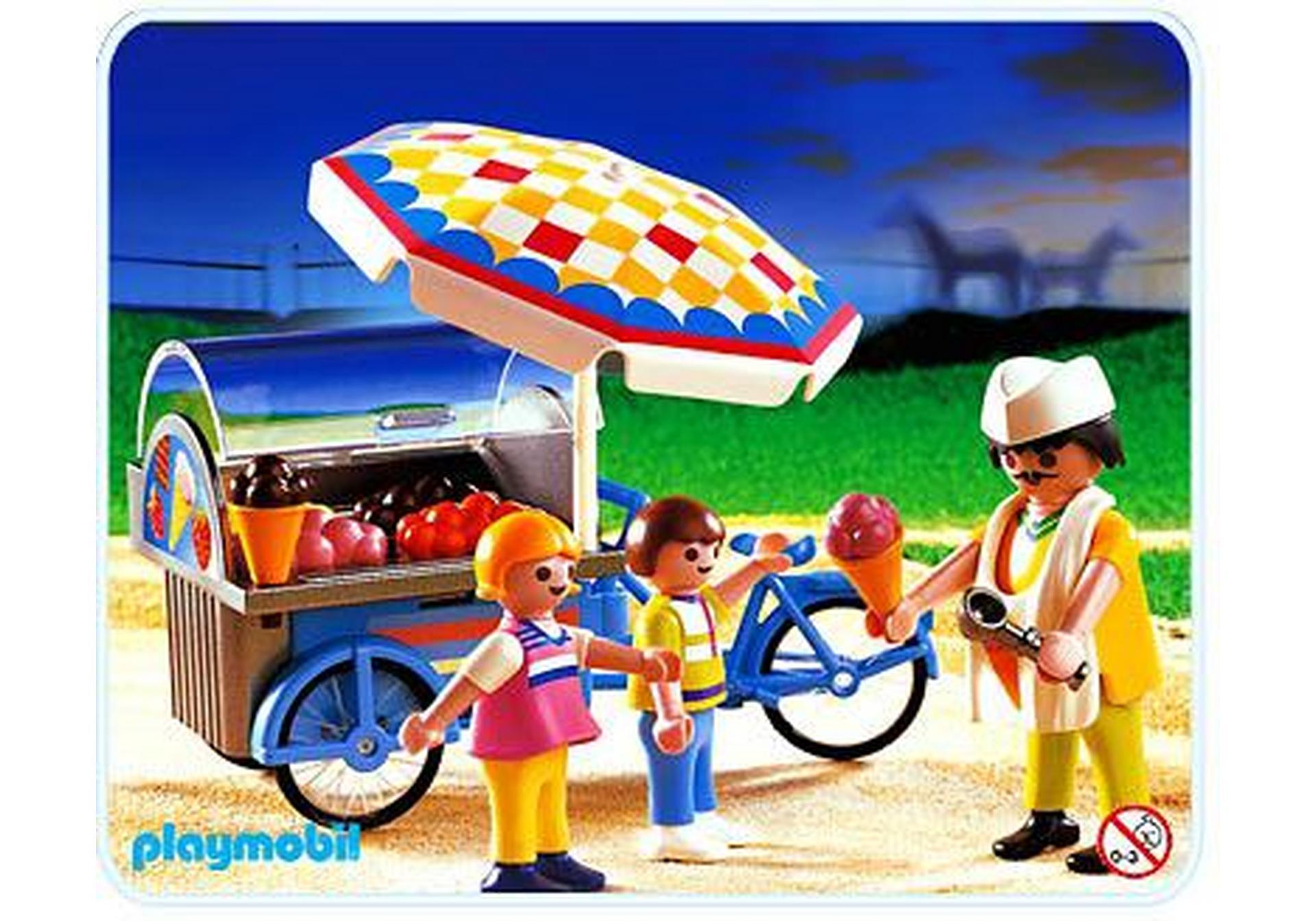 Eisverk ufer 3244 b playmobil deutschland for Jugendzimmer playmobil