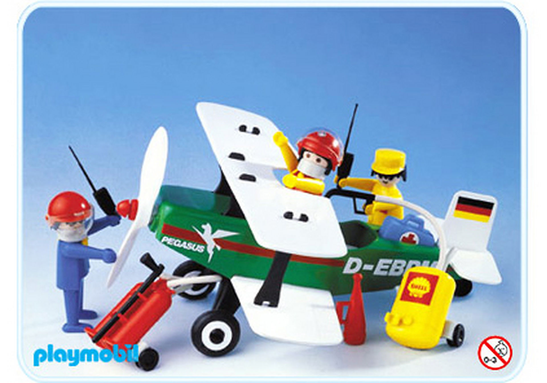 3246-A Flugzeug zoom image1