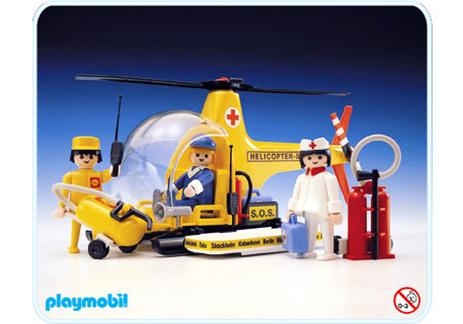 3247-B Helikopter zoom image1