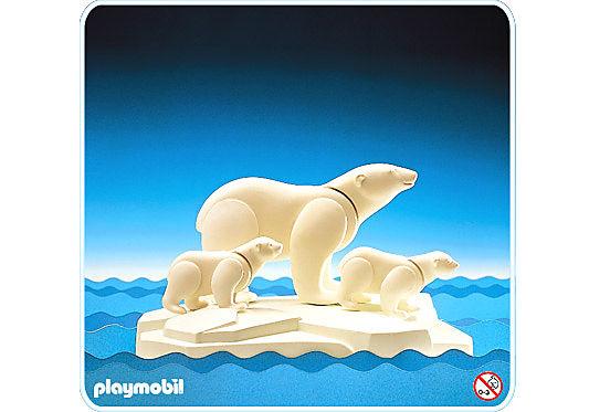 3248-A Eisbären/Eisscholle detail image 1
