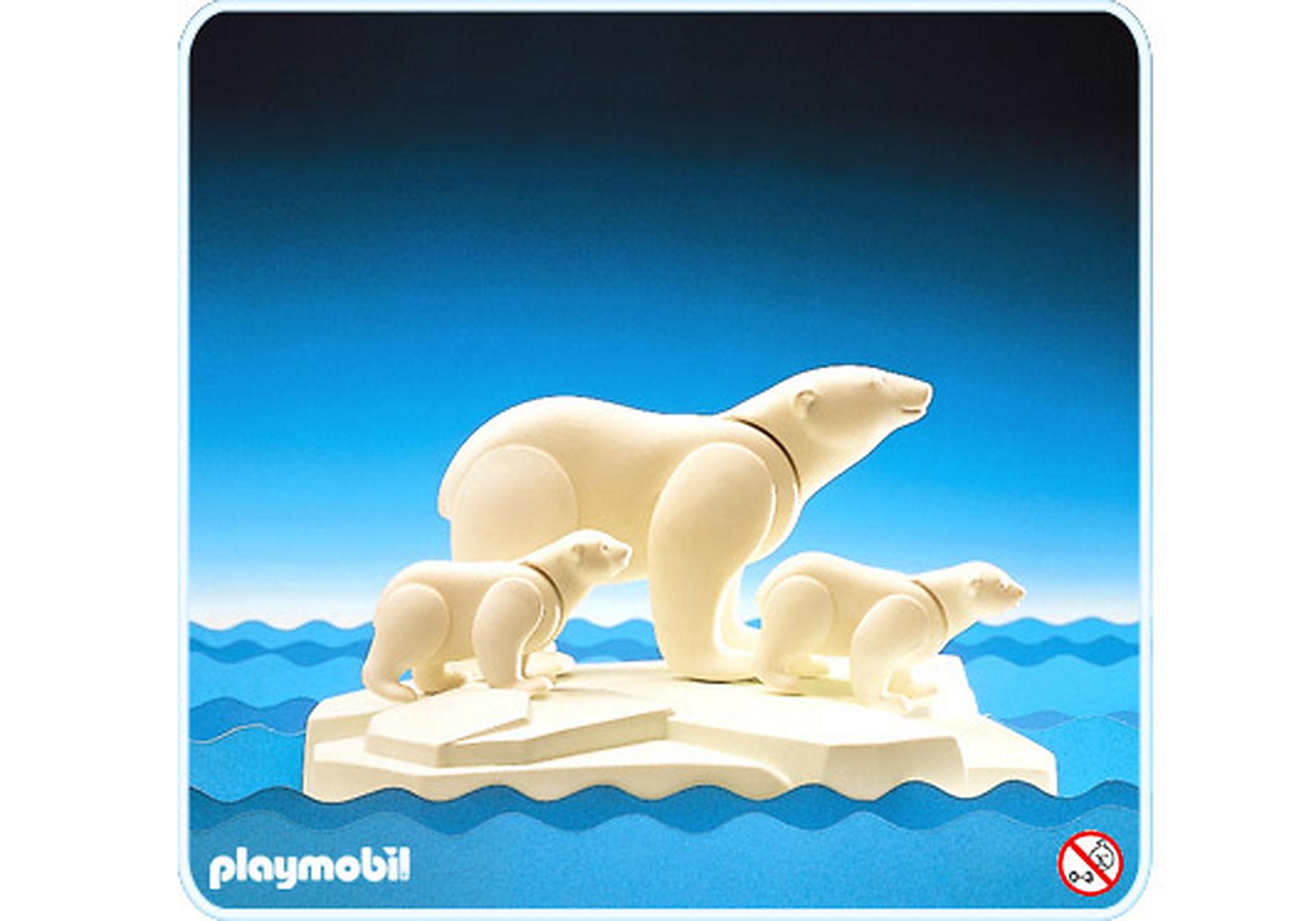 3248-A Eisbären/Eisscholle zoom image1