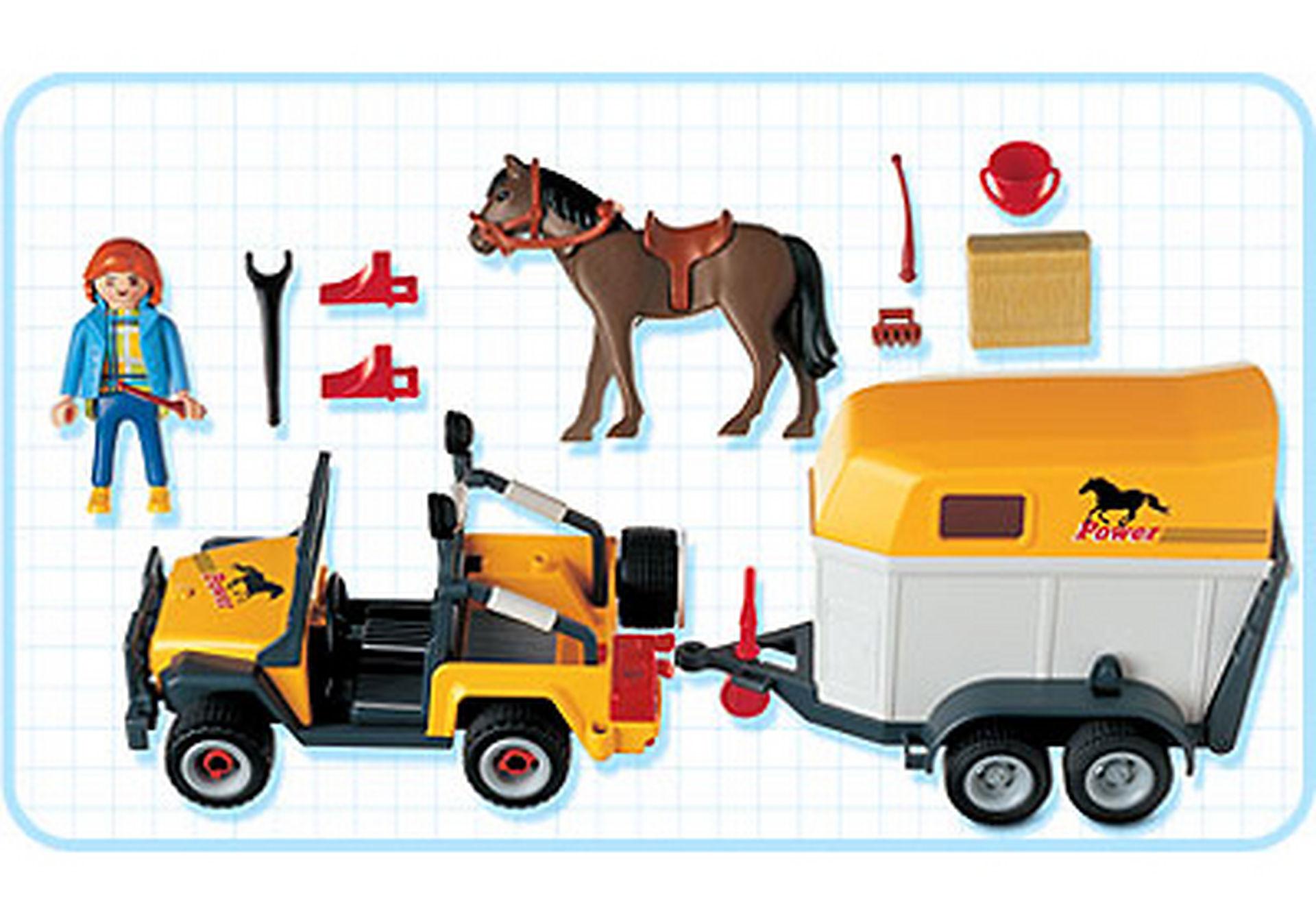 3249-B Pferdetransporter zoom image2