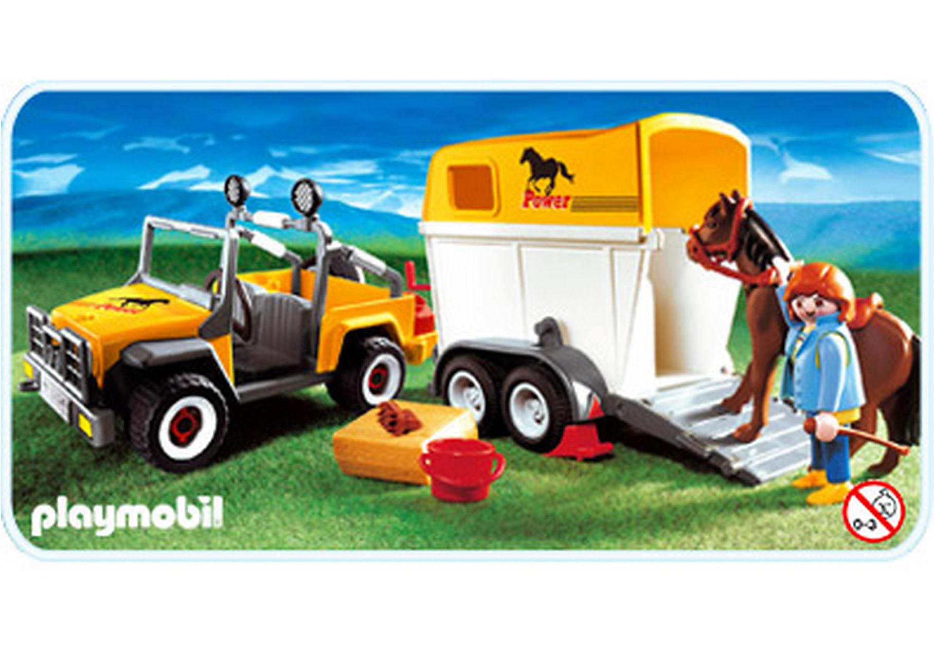 3249-B Pferdetransporter zoom image1