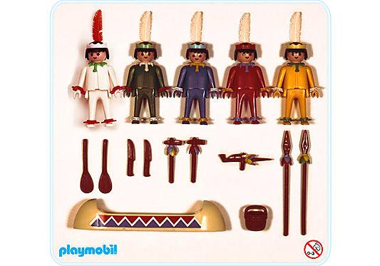 3251-A Indianer - Set detail image 1
