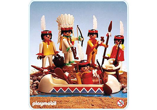 3251-B Indianer-Set detail image 1