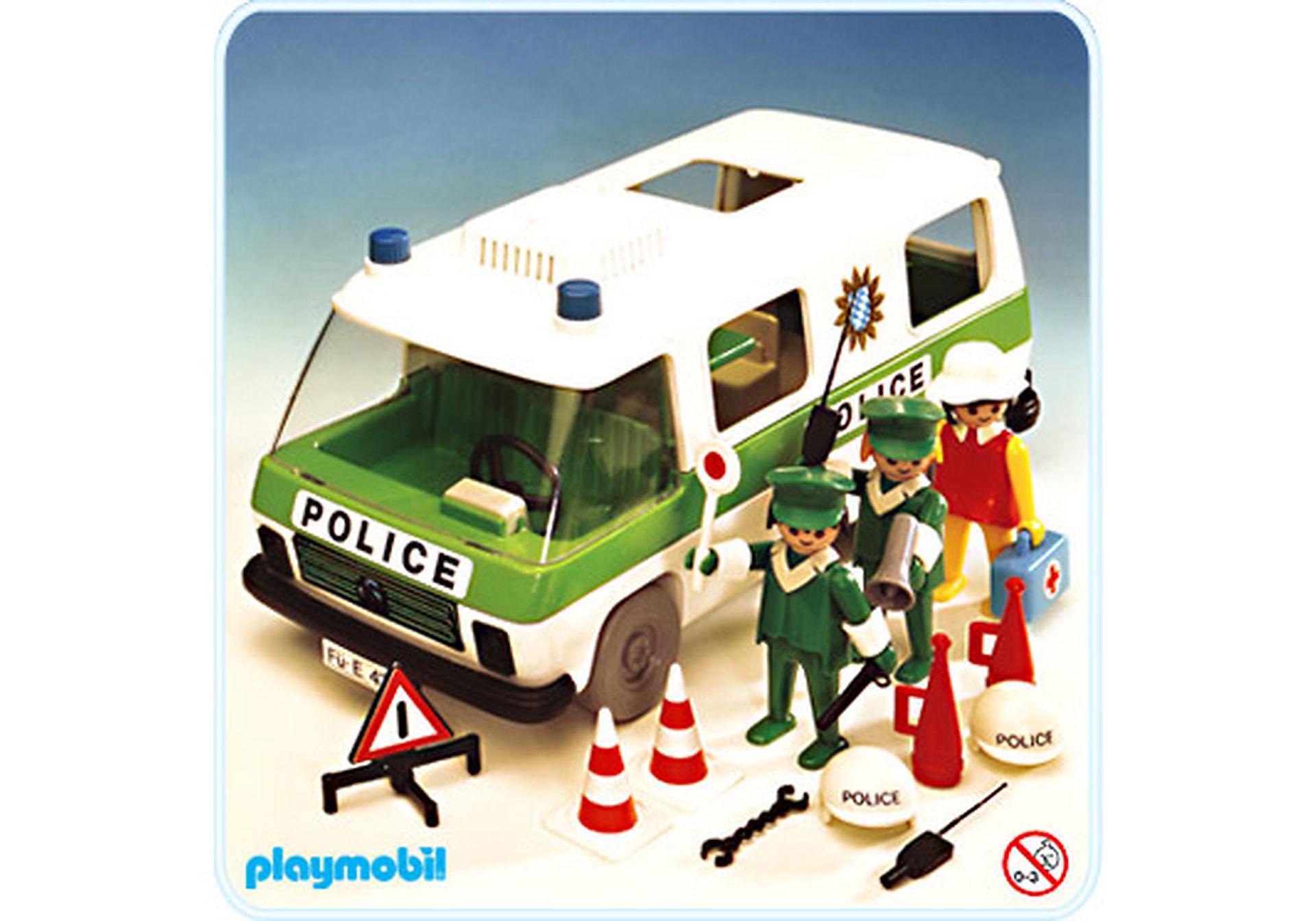 3253-A Police - Einsatzwagen zoom image1