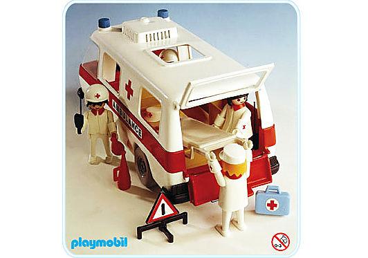 3254-A Ambulance detail image 1
