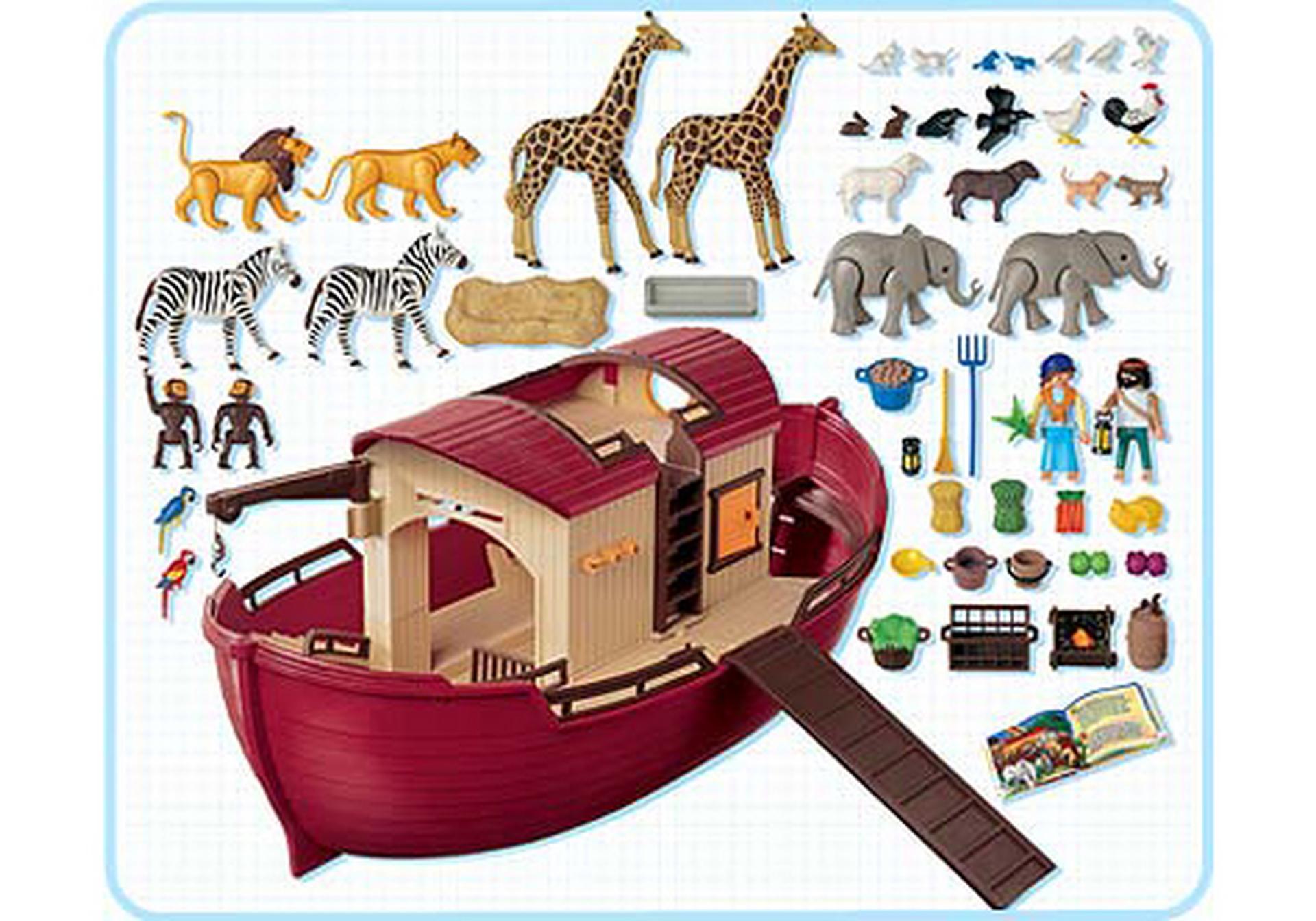 arche noah 3255 c playmobil deutschland. Black Bedroom Furniture Sets. Home Design Ideas