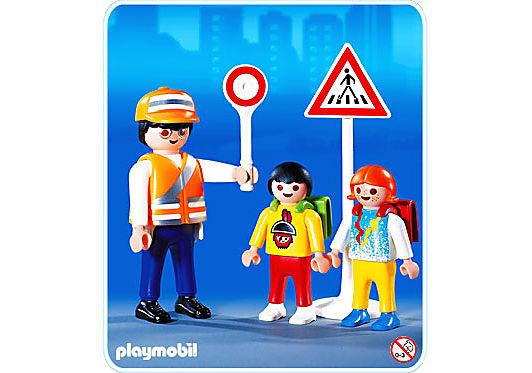 3256-B Schulweglotse/Kinder detail image 1