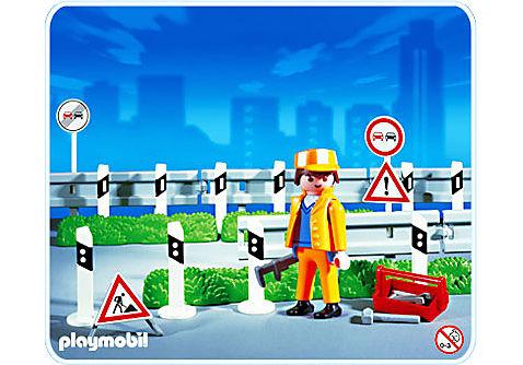 3257-A Agent entretien/barrière de sécurité detail image 1
