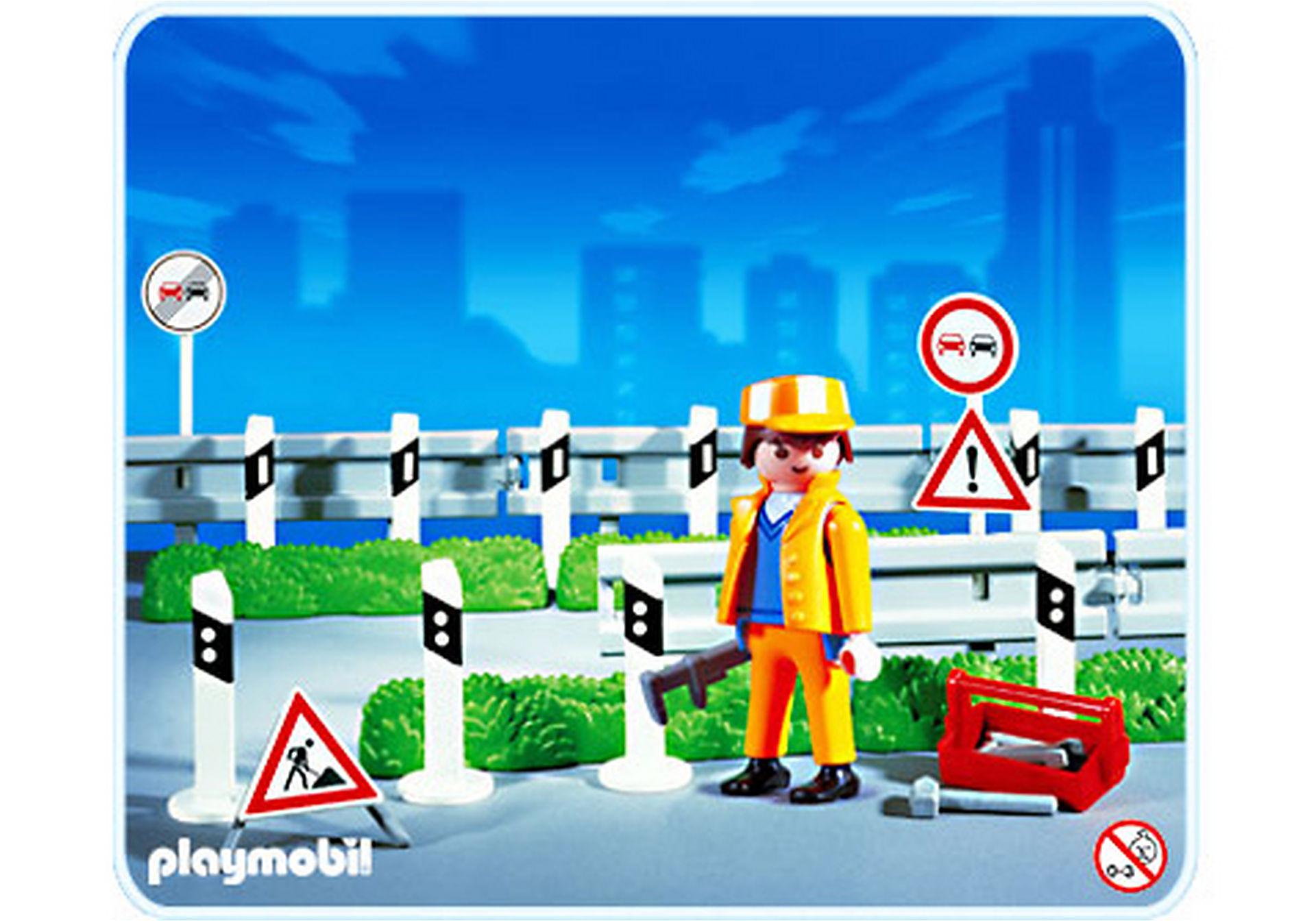 3257-A Agent entretien/barrière de sécurité zoom image1