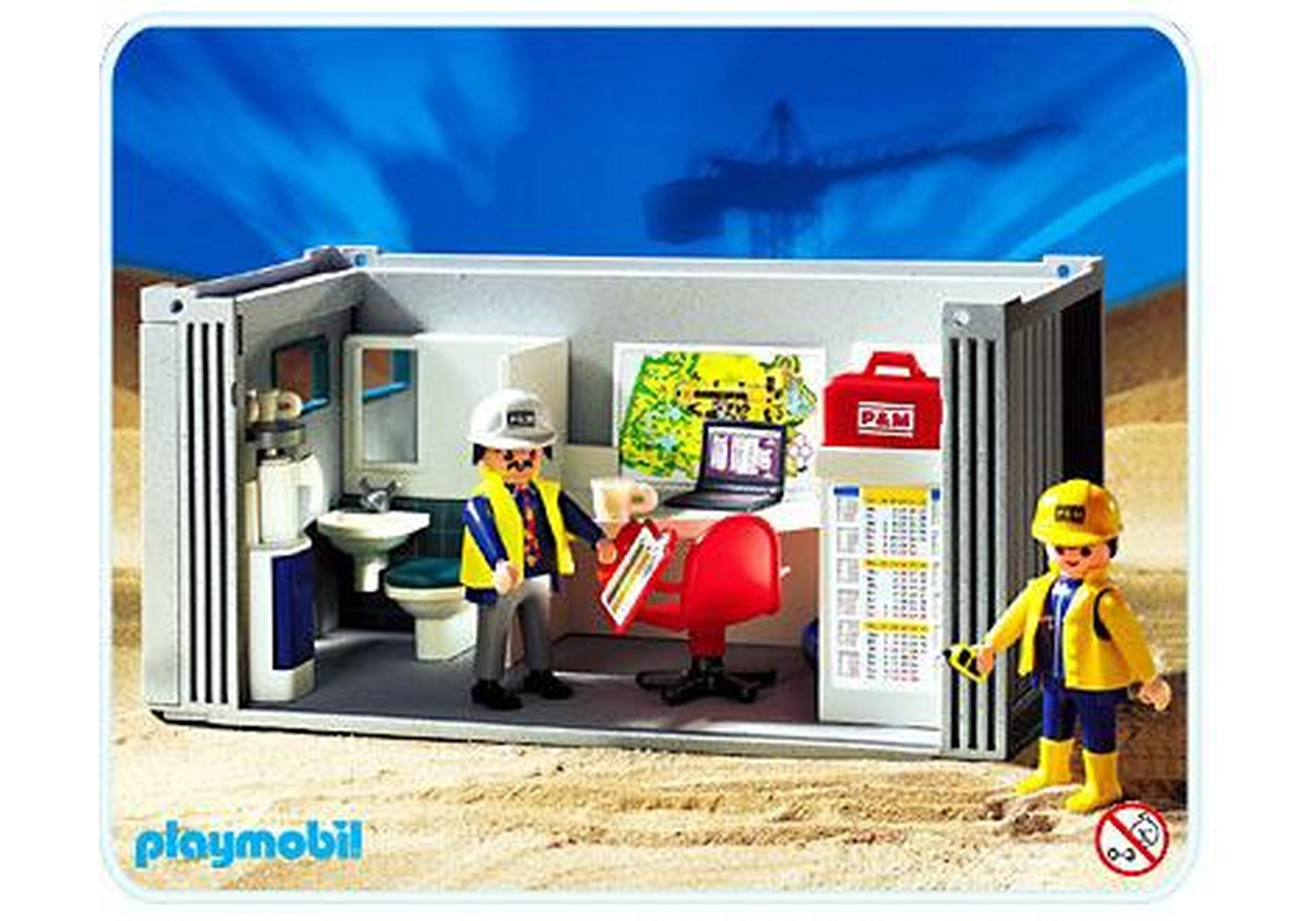 cabane de chantier 3260 a playmobil france. Black Bedroom Furniture Sets. Home Design Ideas