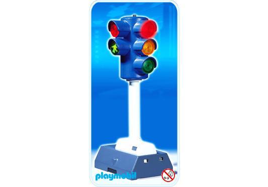 http://media.playmobil.com/i/playmobil/3264-A_product_detail/Elektronische Verkehrsampel