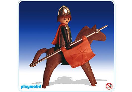 3265-A Ritter zu Pferd detail image 1