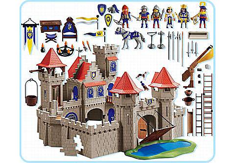3268-A Große Königsritterburg detail image 2