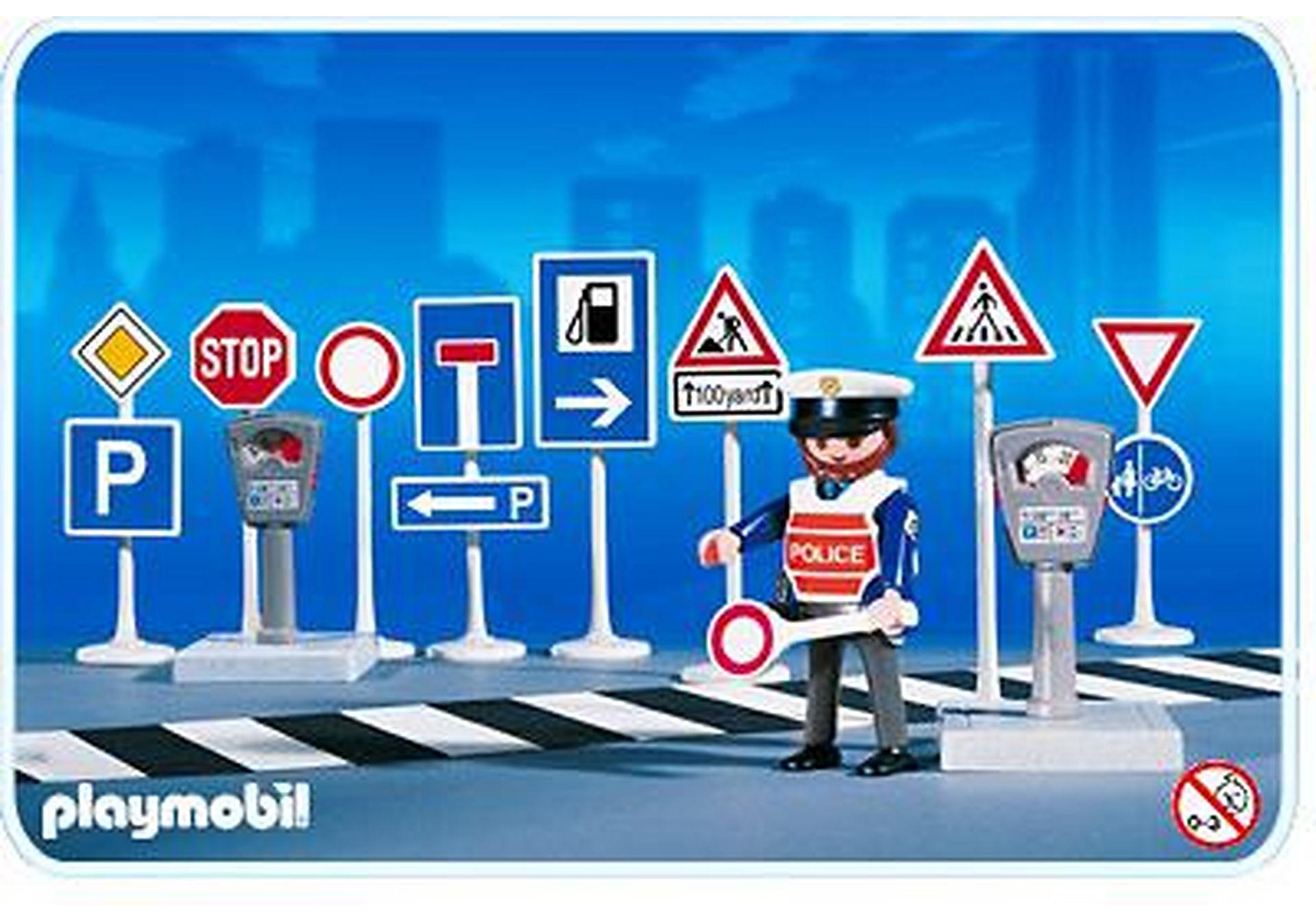 3273-A Policier / Panneaux de signalisation zoom image1
