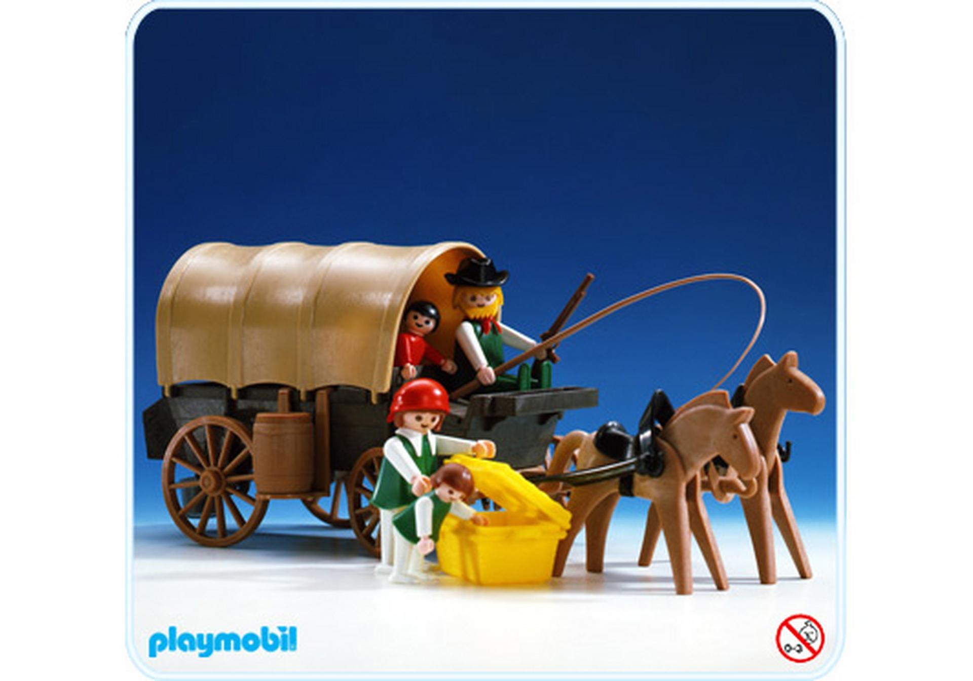 Planwagen 3278 a playmobil deutschland for Jugendzimmer playmobil