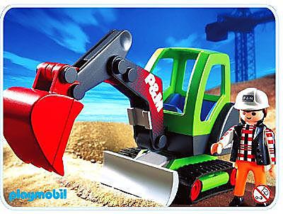 3279-B Minibagger detail image 1