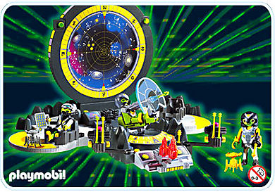 3280-B Alien Control Center