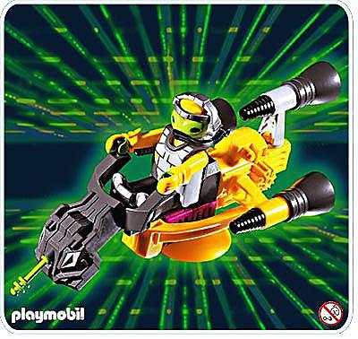 3281-A Martien/scooter de l'espace detail image 1