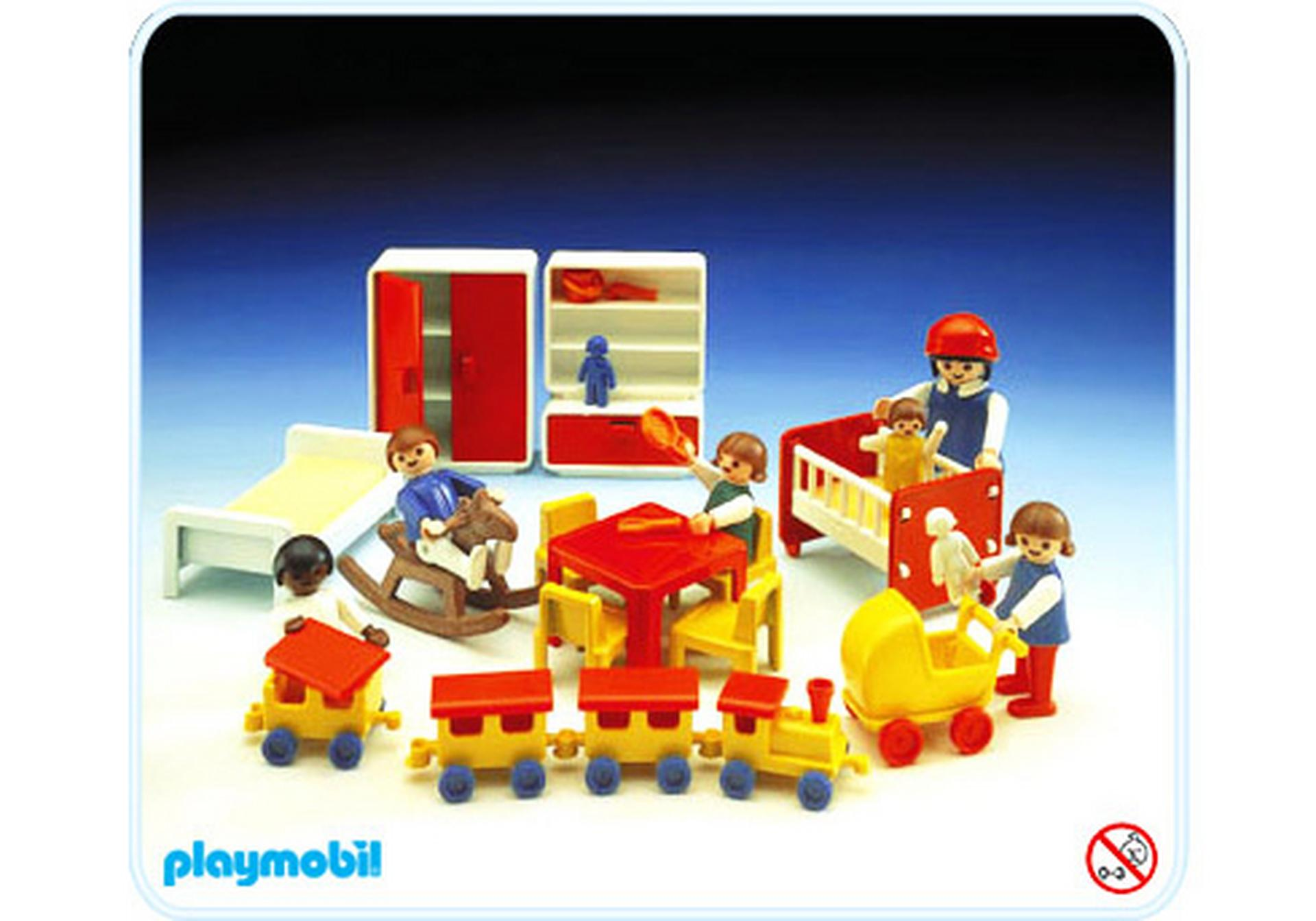 Kinderzimmer 3290 a playmobil for Kinderzimmer playmobil
